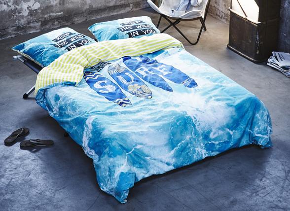 Covers & Co dekbedovertrek Surf