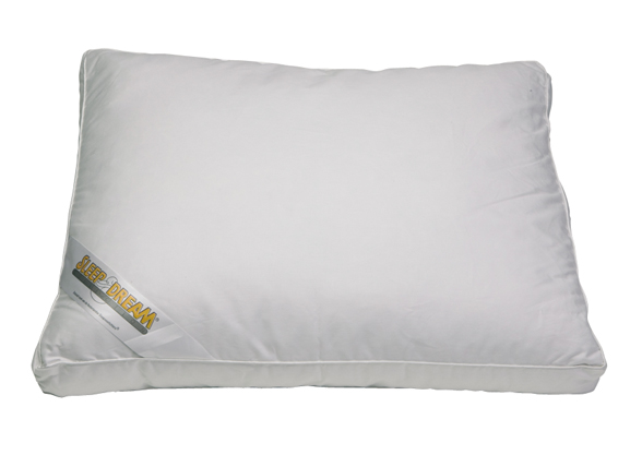 Sleep & Dream hoofdkussen 1100 gram ganzenveren