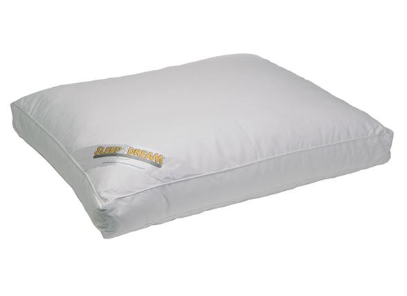 Sleep & Dream hoofdkussen 65% dons
