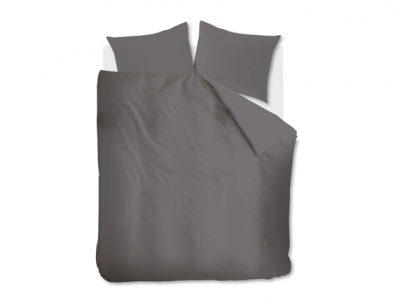 Beddinghouse dekbedovertrek Basic grey