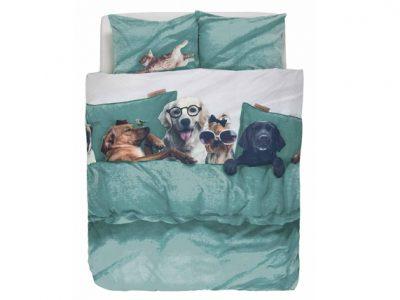 Covers & Co dekbedovertrek Lazy Dogs