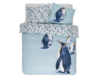 Covers & Co dekbedovertrek Penguin