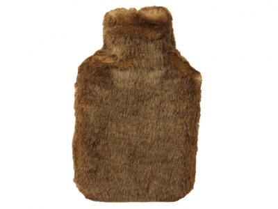Dome Deco Fake Fur luxe waterkruik beige