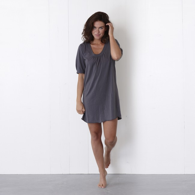 House in Style Bente Shirt Off Black