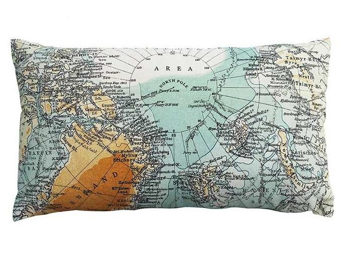 Covers & Co sierkussen North Pole multi