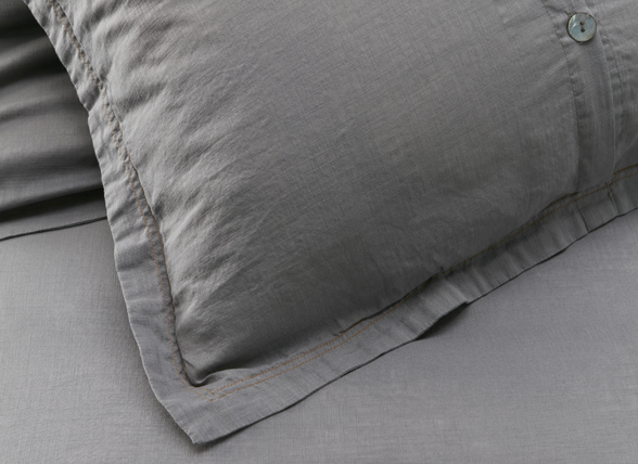 Auping dekbedovertrek Fiji Grey