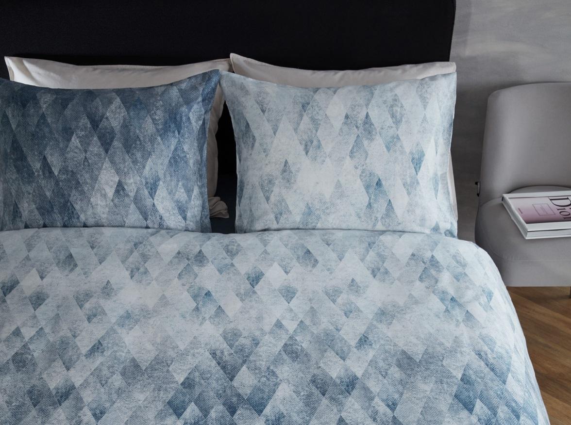 Kardol & Verstraten dekbedovertrek Harmonies blue