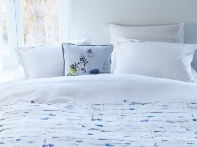 Marjolein Bastin sierkussen Azureum Blue