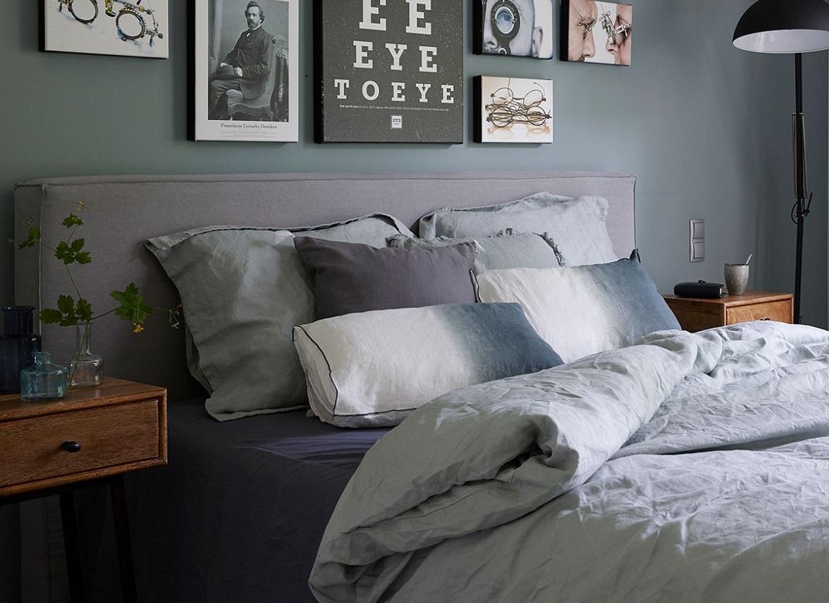 House in Style dekbedovertrek ST Remy celadon