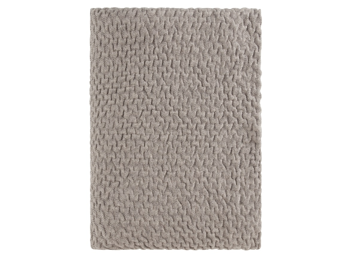 House in Style plaid Lund taupe