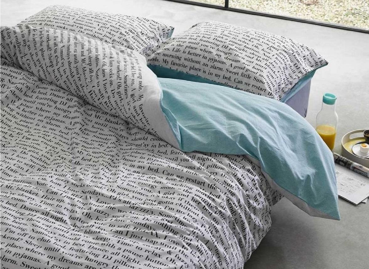 Covers & Co dekbedovertrek Club Bed