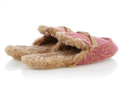 Ruby +Ed sloffen Golden Twist tweed loafer