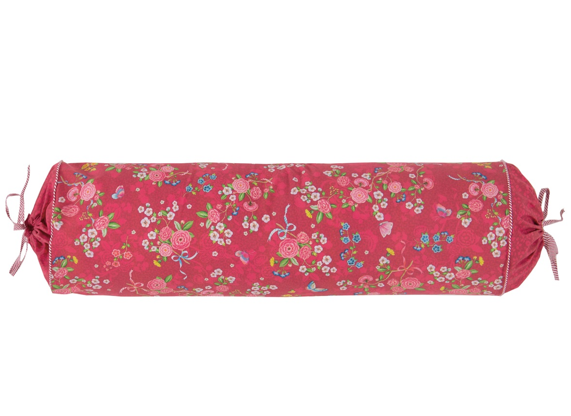Pip Studio nekrol XL Chinese Rose Bouquet red