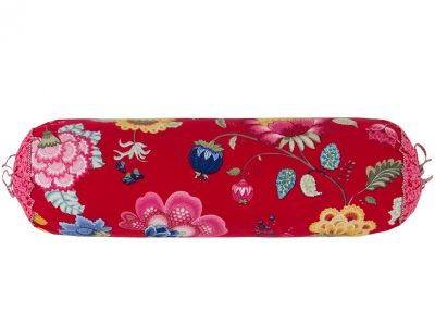 Pip Studio nekrol XL Floral Fantasy red
