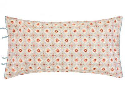 Pip Studio sierkussen Jaipur Flower khaki 35x60