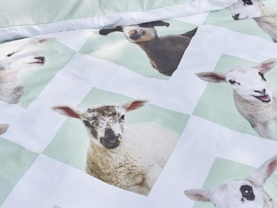 Covers & Co dekbedovertrek Lamsy