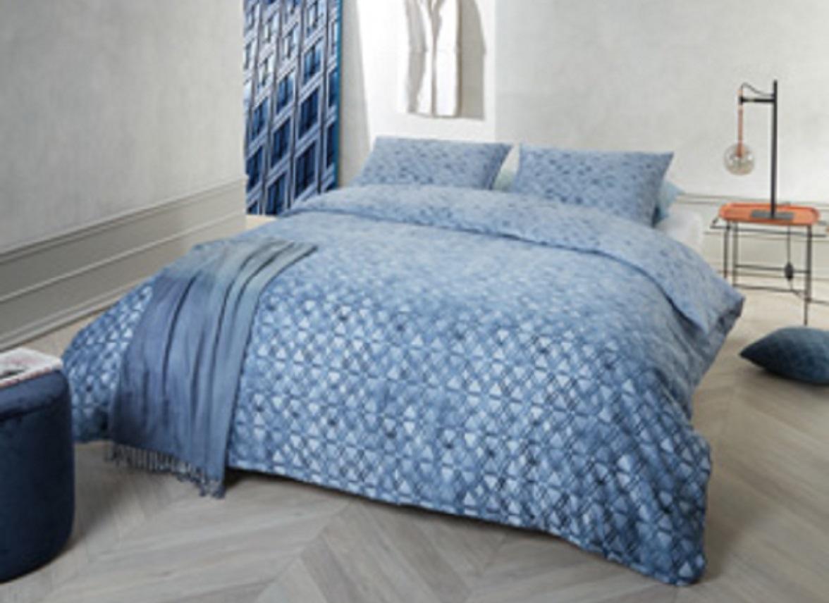 Kardol & Verstraten dekbedovertrek Affection blue