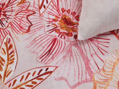 Oilily dekbedovertrek Rose Dust pink