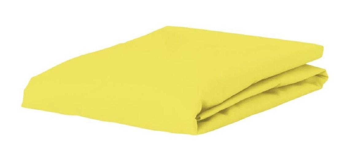 Essenza Home Premium Jersey hoeslaken, mellow yellow