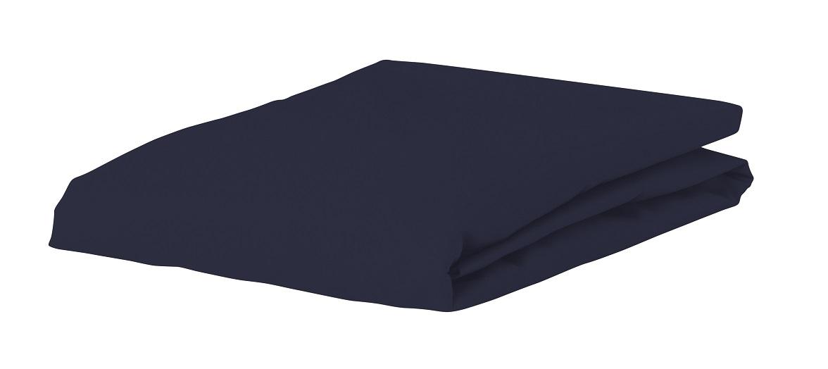 Essenza Home Premium Jersey hoeslaken, night blue