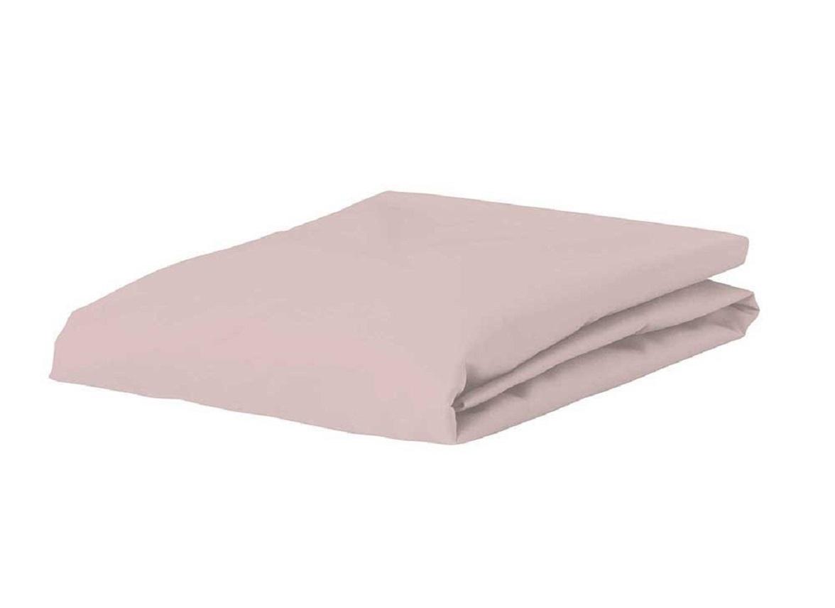 Essenza Home Premium Jersey hoeslaken, rose
