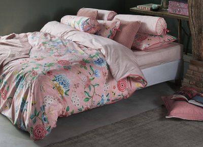 Pip Studio dekbedovertrek Good Evening roze
