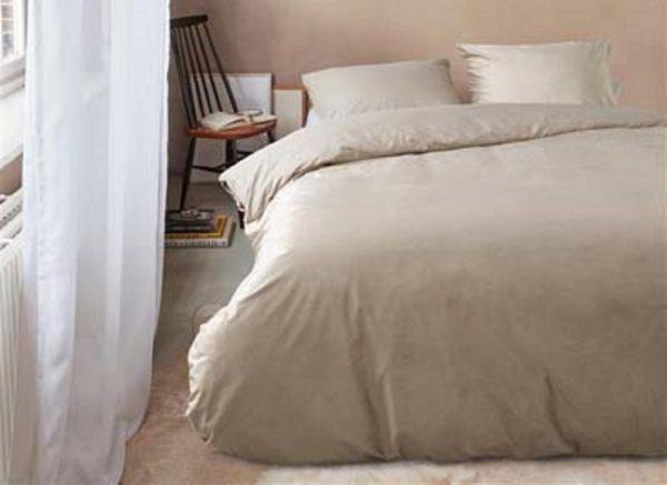 At Home dekbedovertrek Tender grey