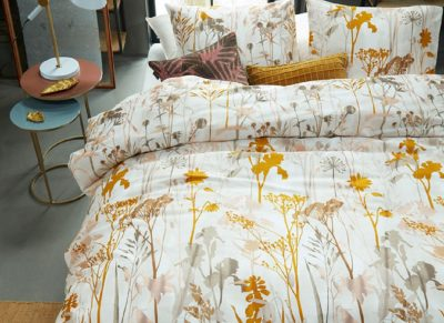 Beddinghouse dekbedovertrek Sunny Autumn gold