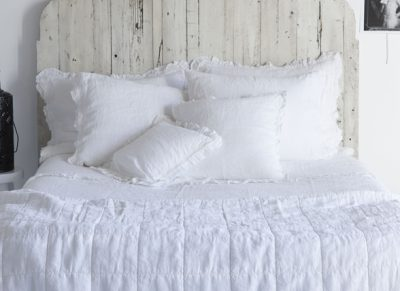 House in Style sprei Nice wit