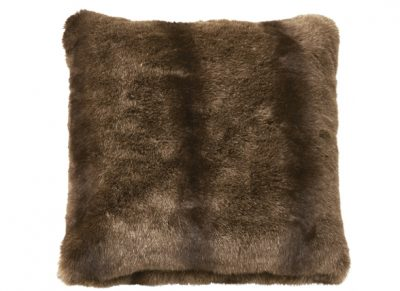 Essenza Home sierkussen Samo Fake Fur brown