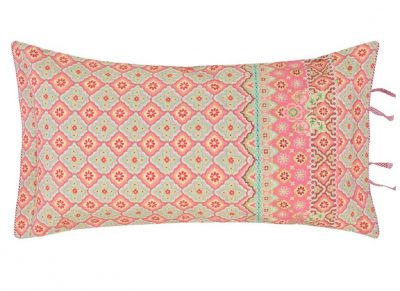 Pip Studio sierkussen Nilgirig roze 35x60