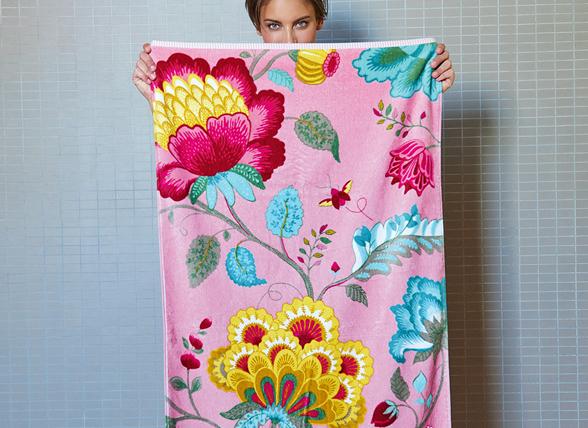 Pip badgoed Floral Fantasy pink