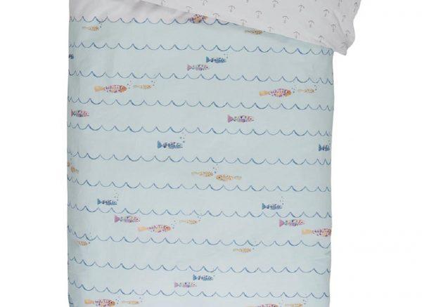 Covers & Co dekbedovertrek Fishy