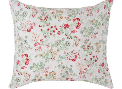 Pip Studio sierkussen Jaipur Flower khaki 45x45
