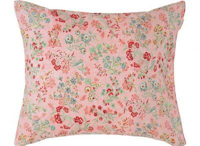 Pip Studio sierkussen Jaipur Flower roze 45x45