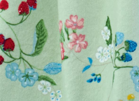 Pip badgoed Hummingbirds groen