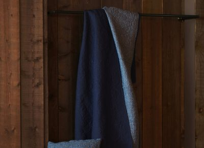 Pip Studio sprei Quilty Night dark blue