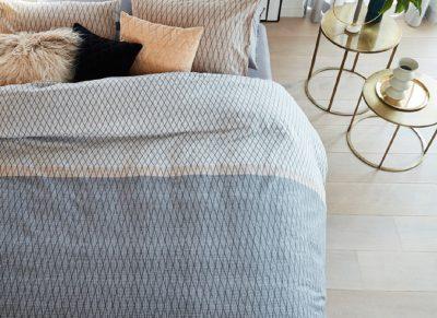 Beddinghouse dekbedovertrek Diamante grey