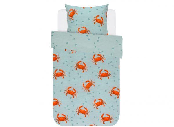 Covers & Co dekbedovertrek Camilo aqua