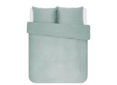 Essenza Home dekbedovertrek Minte dusty green