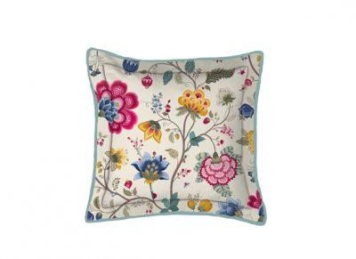 Pip Studio sierkussen Floral Fantasy ecru 45x45