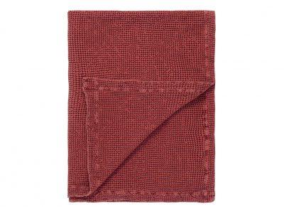 Marc O'Polo plaid Viron soft red