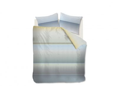 Kardol & Verstraten dekbedovertrek Elaborate blue green