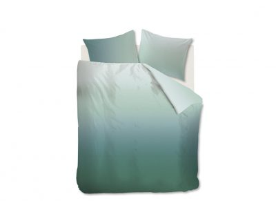 Kardol & Verstraten dekbedovertrek Phenomena blue green