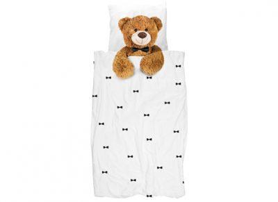 Snurk dekbedovertrek Teddy