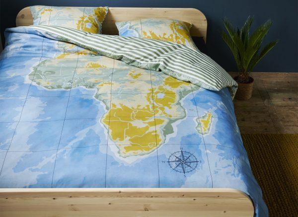 Covers & Co dekbedovertrek Africa multi