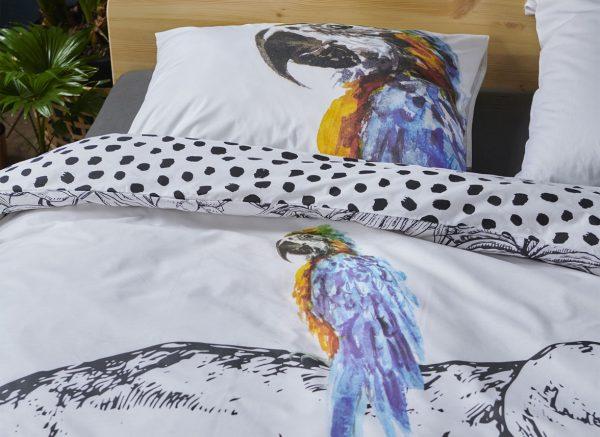 Covers & Co dekbedovertrek Born to be Wild multi