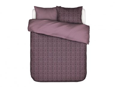 Essenza Home dekbedovertrek Bory lilac