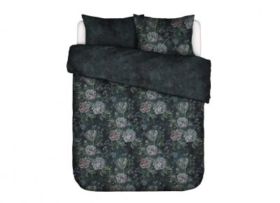 Essenza Home dekbedovertrek Elizabeth dark blue