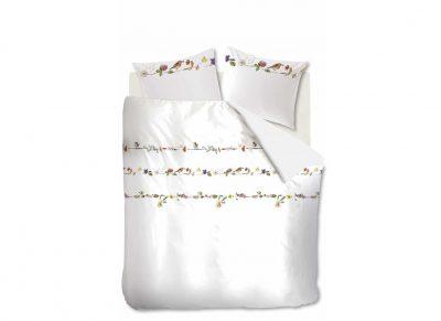 Marjolein Bastin dekbedovertrek Flowery white
